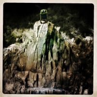 THE BAD ROCK by LEQUARK