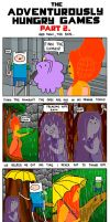 The Adventurously Hungry Games - Part 2 by TomperWomper