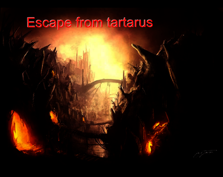 escape from tartarus by Prince-lightshadow