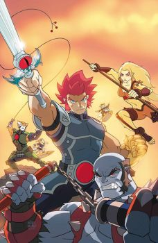 thundercats by a-archer