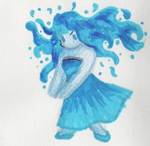 Gaia avatar request (shufflypoo) by VenusRain