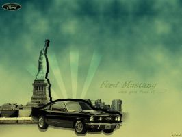 ford musting in photofiltre by DubleD