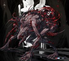 Blood Beast by Carpet-Crawler