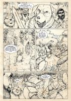 Crux Et Gladius short story I - page 3 by erdna1