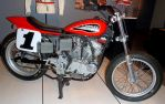XR-750 Harley-Davidson Racer part 2 by Caveman1a