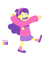 Mabel 8 by goldenConnpass