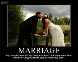 Marriage -demotivation- by Dragunov-EX