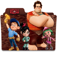 Wreck-It Ralph by jithinjohny