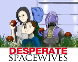 Desperate Spacewives by CePheala