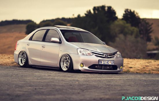 Etios Vitual TUNING by pjacobdesign