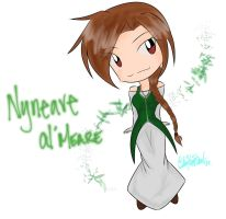 WoT-Nyneave chibi by chickenbiscuitjr