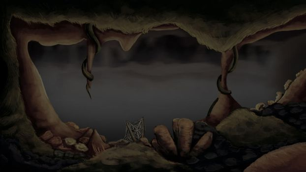 The Caves of Madness 1 by NiennaPixiesdance