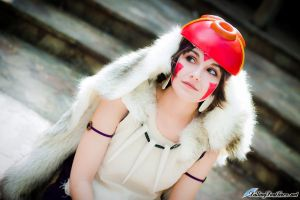 Princess Mononoke by lovelyyorange