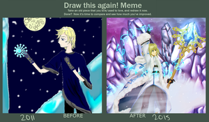 Draw This Again 2011-2015 by Le-Vane