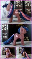 Twilight Sparkle Woodwork II by xofox