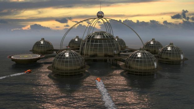 Sub Biosphere by andr3a-00