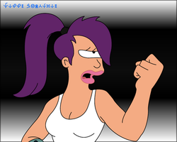 Leela enraged by divinechancellor