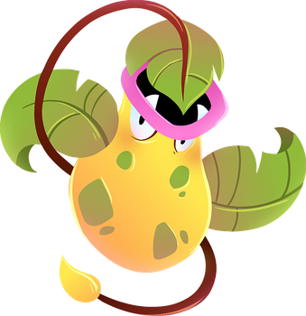 #071 Victreebel by Kuitsuku