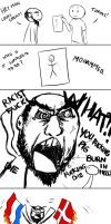 Everybody Draw Mohammed Day by Hate-sama