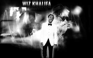 Wiz Khalifa - Name on a cloud by Lilspeed