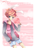 Cotton Candy by mochatchi