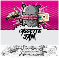 CASSETTE JAM by The-Kiwie