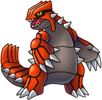 Groudon by pokemonfactory