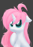 Cotton Candy OC by SymbianL