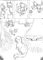 TWF Page Sketch 6 by x-EBee-x
