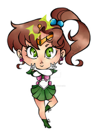 Mini SailorJupiter by Natachouille