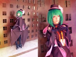 Brownie ver - Ranka by HauntedKing