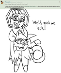 Ask Dares #24: incognito by SesshaXIII