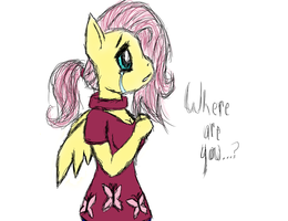 Where Are You? by Black-Rose-Emy