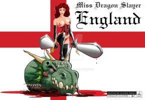 Miss Dragon Slayer England - V2 by U037Art