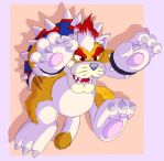 Cat Bowser by Albicans