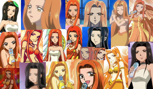 Sara Collage by Strawberry-of-Love
