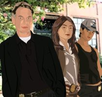 NCIS by DoctorRy