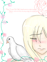 That I had wings like a dove.. by AnnaTheDorkQueen