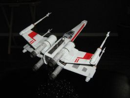 X-wing by Defibulator