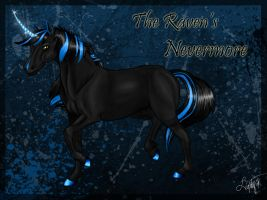 The Raven's Nevermore by leafylaurel