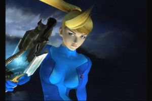 -Zero Suit Samus Upclose 2- by DarkShadowRage