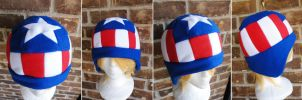 Captain America Hat by akiseo