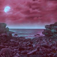 Crimson tide Premade Background by VIRGOLINEDANCER1