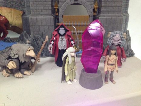 Dark Crystal Collection  by DramaDollLover