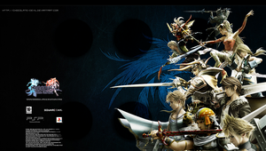 Dissidia Cosmo's Side for Vita by cHoCoLaTe-DeViL