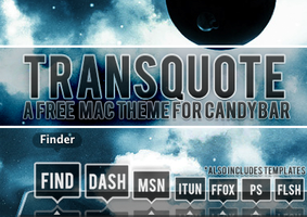 Transquote for CandyBar by spud100