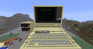Apple II by quantumdylan