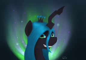 Chrysalis portrait by Crisp-DA