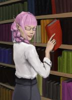 MS: Oriane's Favorite Book Quest by Bifunctional