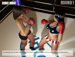 Brooklyn Bomber vs. American Dream, Image 6 by cpunch